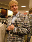 Chad Lawson sporting that jacket!