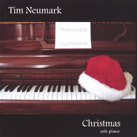 TIM NEUMARK: Christmas - Solo Piano